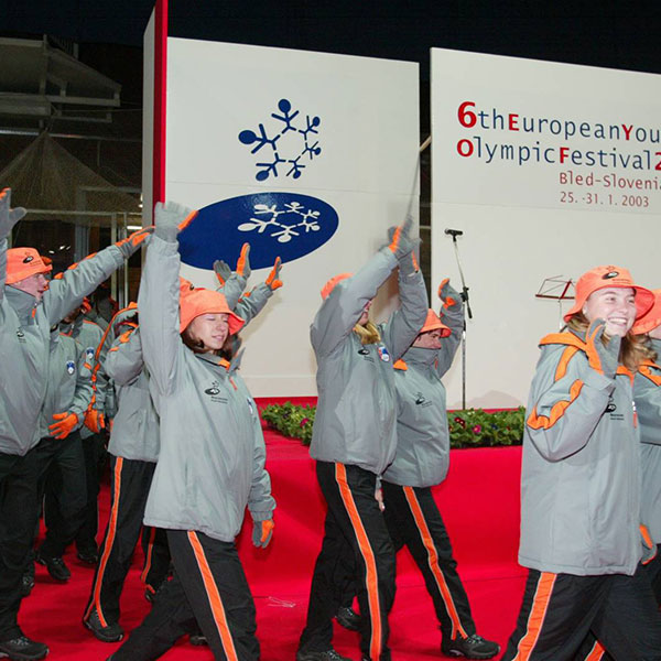 European Youth Olympic Festival EYOF